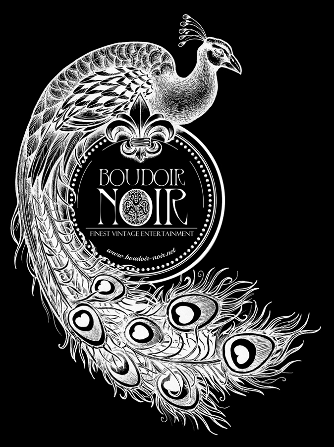 Welcome to Boudoir Noir, your first choice for finest vintage entertainment and productions